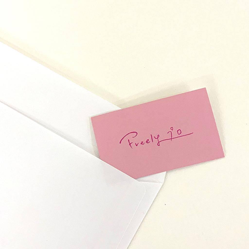 営業活動をサポートする名刺デザイン
